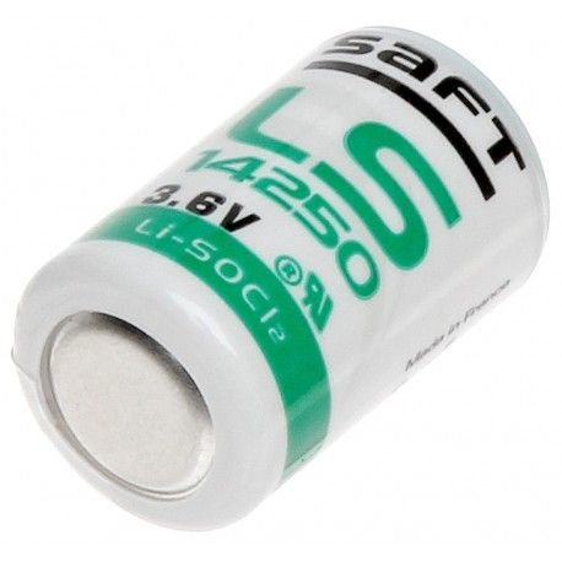 BATERIE CU LITIU BAT-LS14250 3.6 V LS14250 SAFT