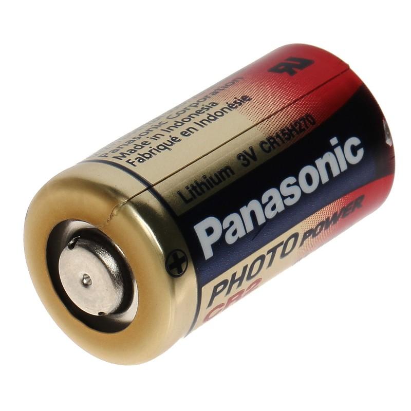 BATERIE CU LITIU BAT-CR2/P 3 V PANASONIC
