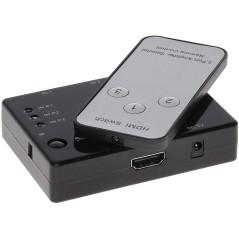 SWITCH HDMI-SW-3/1-IR