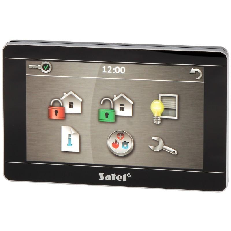 TASTATURĂ LCD INT-TSH-BSB SATEL