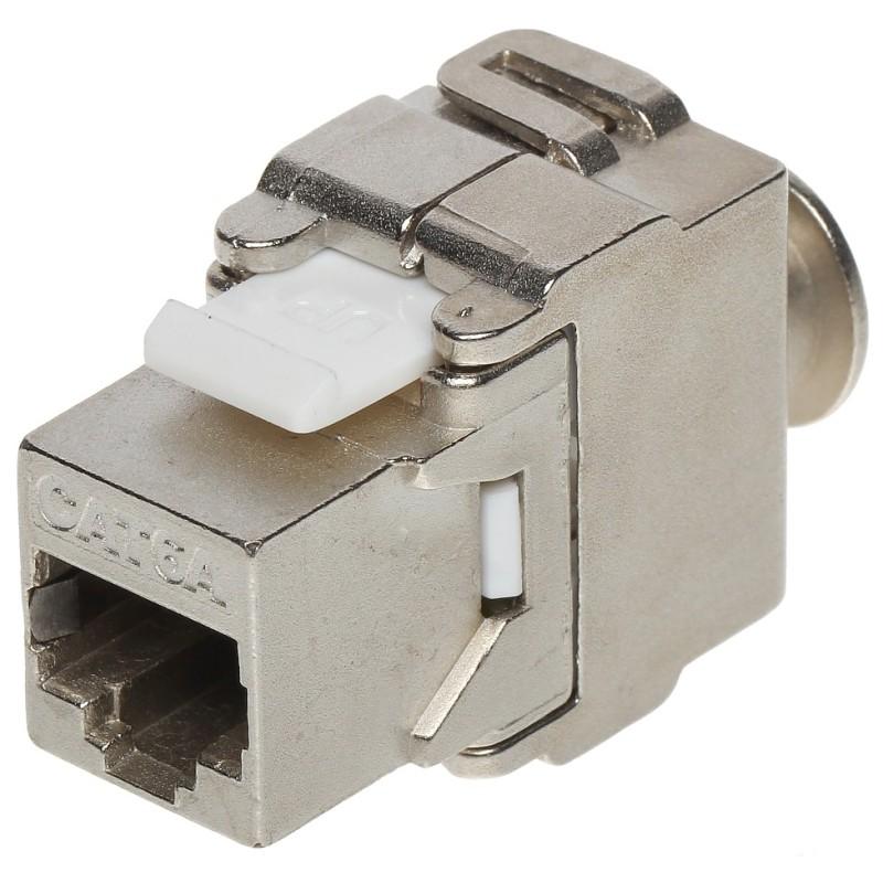 CUPLĂ KEYSTONE FX-RJ45-6A-01