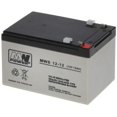 ACUMULATOR 12V/12AH-MWS