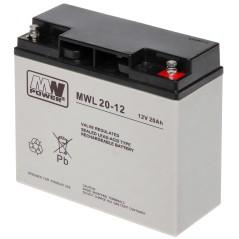 ACUMULATOR 12V/20AH-MWL