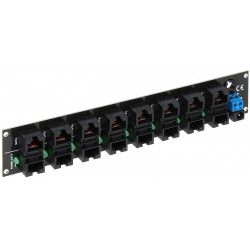 PATCH PANEL POE-8/R