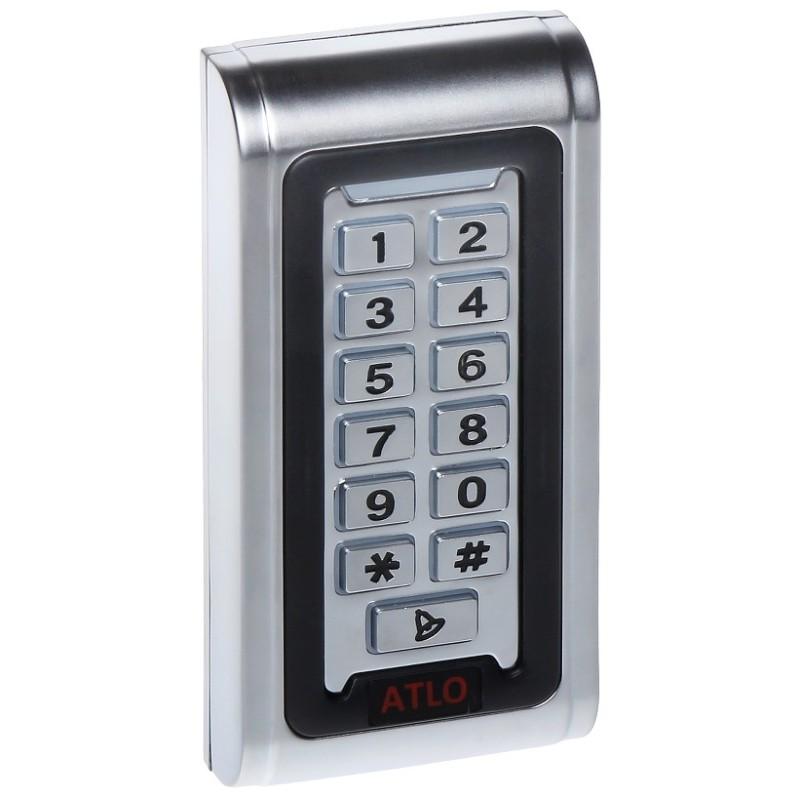 TASTATURĂ RFID STANDALONE ATLO-KRM-821