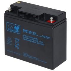 ACUMULATOR 12V/20AH-MW