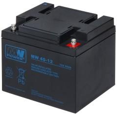 ACUMULATOR 12V/40AH-MW