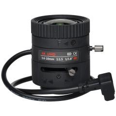 OBIECTIV ZOOM IR MEGA-PIXEL 80CS18-3610/DC 4K UHD 3.6 ... 10 mm DC LENEX