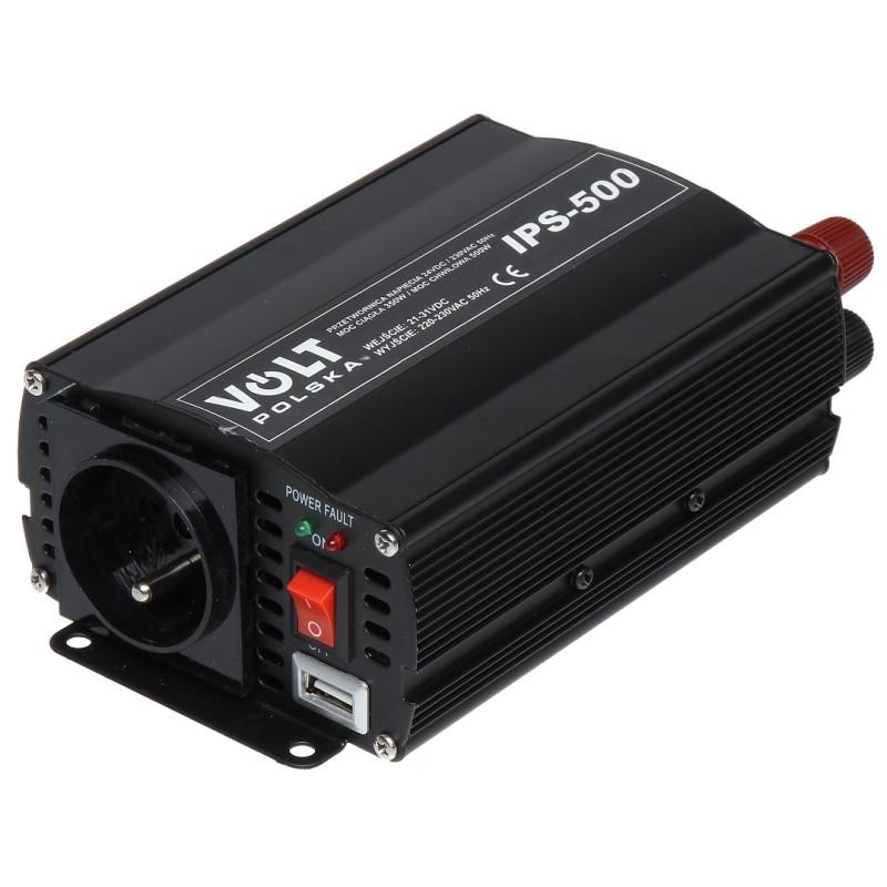 MODUL CONVERTOR DC-DC IPS-500/24