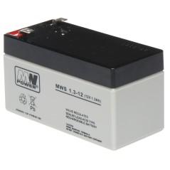 ACUMULATOR 12V/1.3AH-MWS