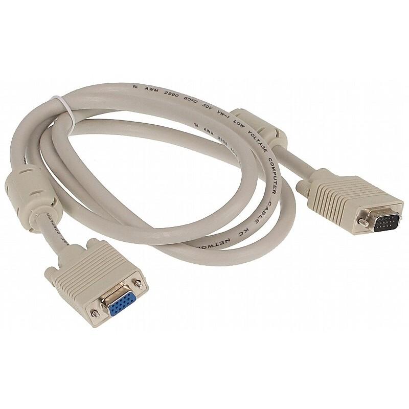 CABLU VGA-W/VGA-G-1.5M 1.5 m