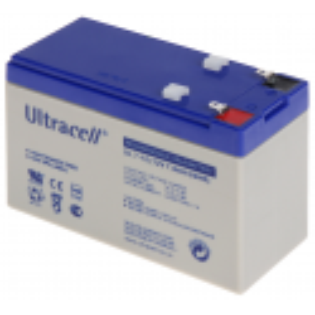 ACUMULATOR 12V/7AH-UL ULTRACELL
