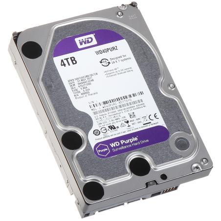 HARD PENTRU DVR HDD-WD40PURZ 4TB 24/7 WESTERN DIGITAL