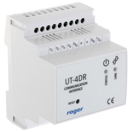 CONVERTOR USB-RS UT-4DR LAN-RS485 ROGER