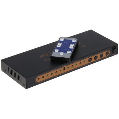 SWITCH HDMI-SW-4/2-MATRIX
