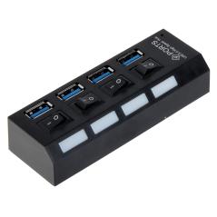 HUB USB 3.0 HUB-USB3.0-1/4 55 cm