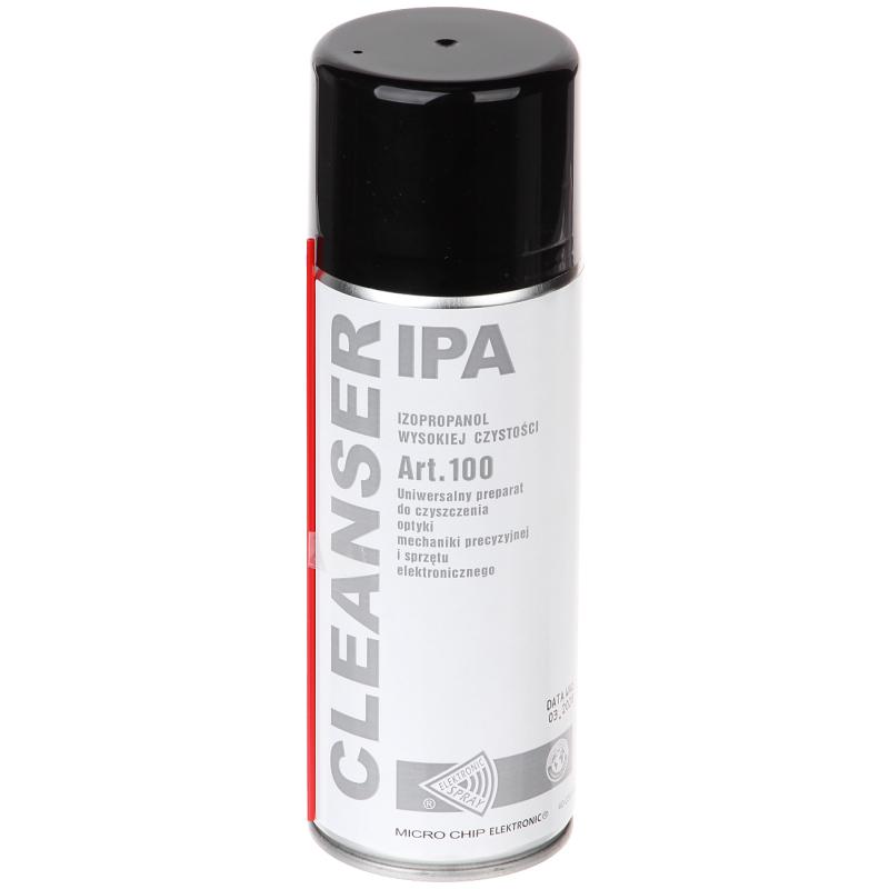 ALCOOL IZOPOPILIC CLEANSER-IPA/400 SPRAY 400 ml