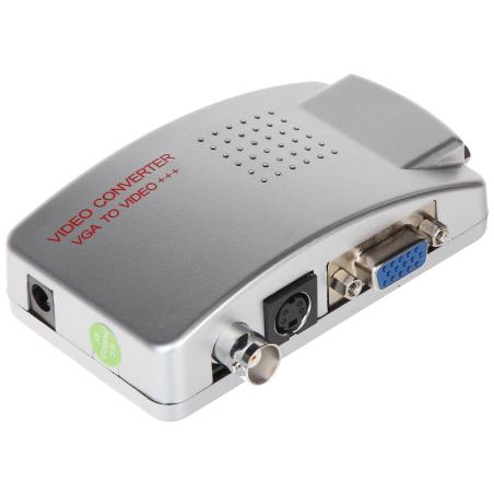 CONVERTOR VGA-VIDEO AX-2560F