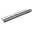 PATCH PANEL KEYSTONE PP-24/FX/C