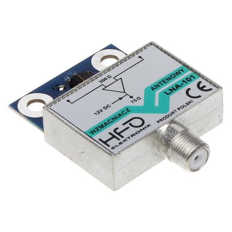 PREAMPLIFICATOR ANTENĂ LNA-101 6-69 15 dB