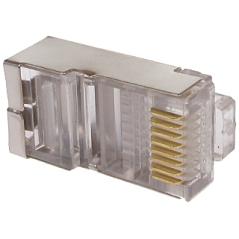 Mufă FTP Cat.5 ecranată RJ45/EKRAN(10 buc)