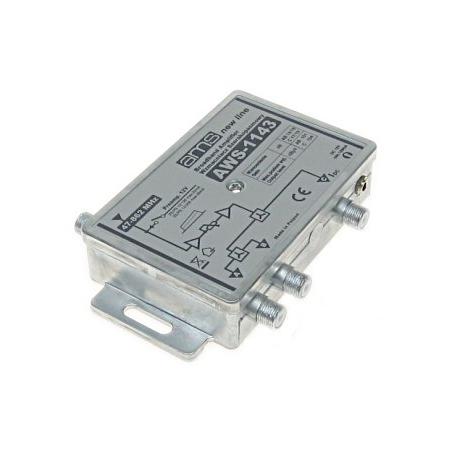 AMPLIFICATOR CATV AWS-1143 17/19dB