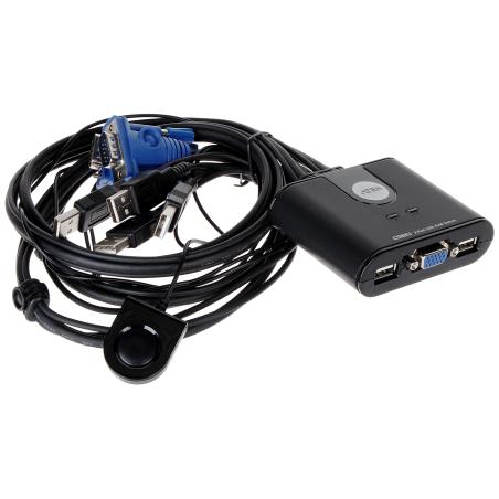 SWITCH KWM VGA + USB CS-22U