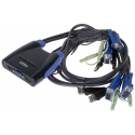 SWITCH KWM VGA + USB CS-64US