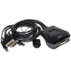 SWITCH KWM DVI + USB CS-22D