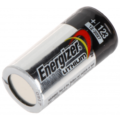 BATERIE LITIU-ION BAT-CR123A/E(2 buc) 3 V CR123A ENERGIZER