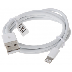 CABLU LIGHTNING-W/USB-W-1M 1.0 m
