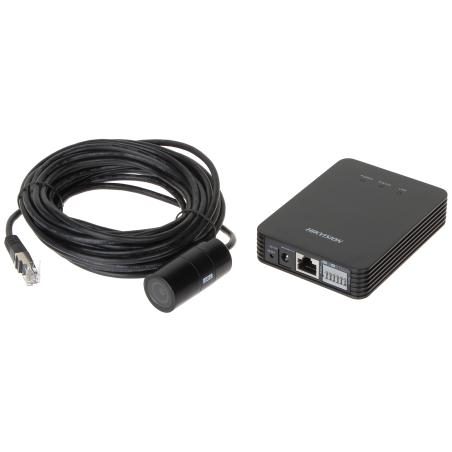 CAMERĂ IP DS-2CD6424FWD-30(2.8MM) (8M) - 1080p Hikvision
