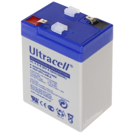 ACUMULATOR 6V/4.5AH-UL ULTRACELL