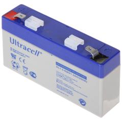 ACUMULATOR 6V/1.3AH-UL ULTRACELL