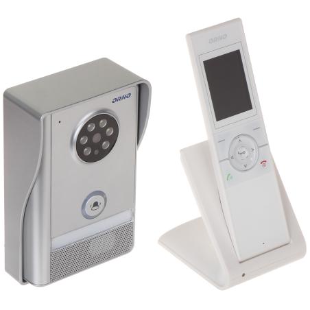 VIDEOINTERFON WIRELESS OR-VID-XE-1051/W ORNO