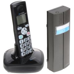 INTERFON WIRELESS CU FUNCȚIE DE TELEFON D102B COMWEI