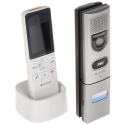 VIDEO-INTERFON WIRELESS WB202 COMWEI