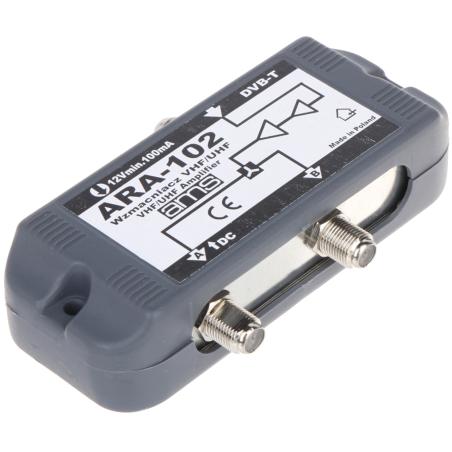 AMPLIFICATOR CATV ARA-102 11 / 14 dB