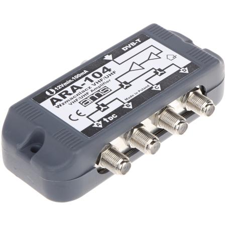 AMPLIFICATOR CATV ARA-104 8 / 12 dB