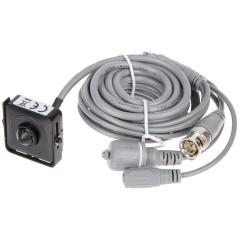CAMERĂ HD-TVI, PAL DS-2CS54D8T-PH PINHOLE - 1080p 3.7 mm HIKVISION