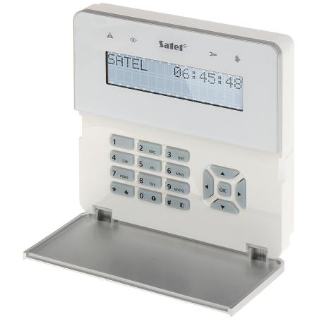 TASTATURĂ WIRELESS CU RFID INT-KWRL2-WSW ABAX/ABAX2 SATEL