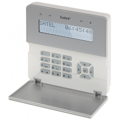 TASTATURĂ WIRELESS CU RFID INT-KWRL2-SSW ABAX/ABAX2 SATEL