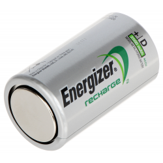 ACUMULATOR BAT-HR20/AKU-2500(2 bucati) 1.2 V HR20 / D ENERGIZER
