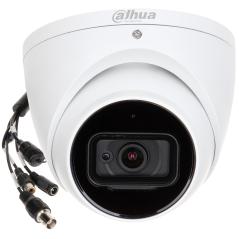CAMERĂ AHD, HD-CVI, HD-TVI, PAL HAC-HDW2802T-A - 8.3 Mpx, 4K UHD 2.8 mm DAHUA