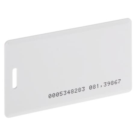 CARD DE PROXIMITATE PVC KT-STD-2 SATEL