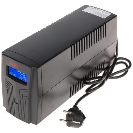 UPS AT-UPS850BK-LCD 850 VA EAST