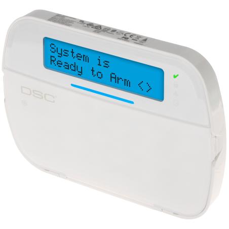 TASTATURĂ CU RFID DSC-HS2LCDRFP8E3