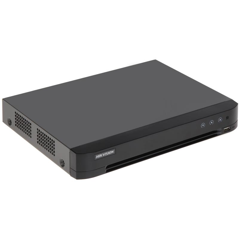 DVR multistandard DS-7208HUHI-K1(S) 8 CANALE Hikvision