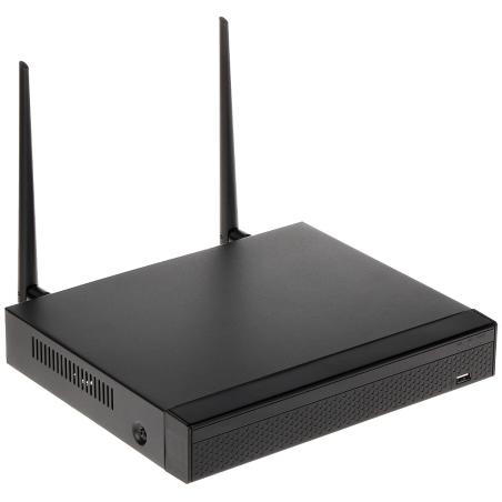 NVR IP APTI-RF08/N0901-S3 Wi-Fi, 9 CANALE