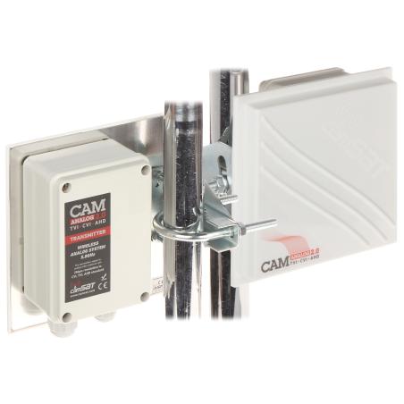 SET VIDEO WIRELESS 5.8 GHz CAM-ANALOG-2.0 SET TXRX